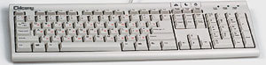 Где на клавиатуре находиться слэш